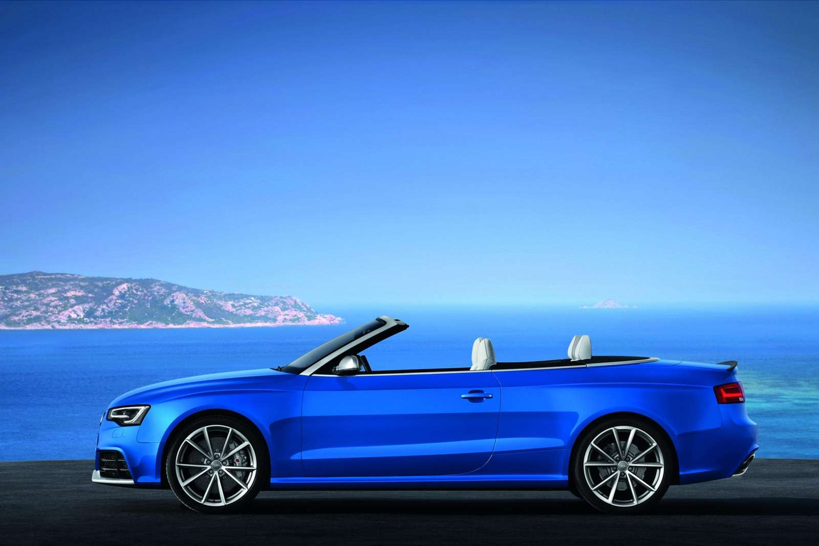 Audi RS5 Cabriolet 2014