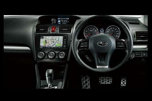 Subaru Forester 2014 broszura