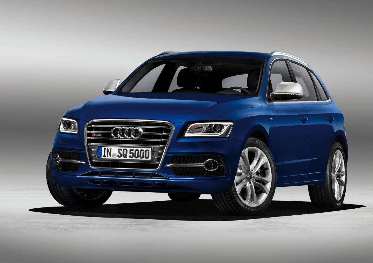 Audi SQ5 TDI exclusive concept