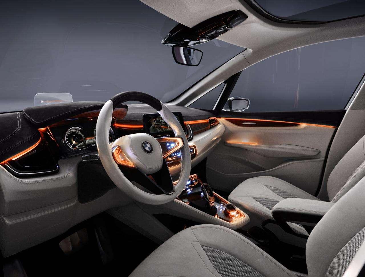 BMW Active Tourer Concept