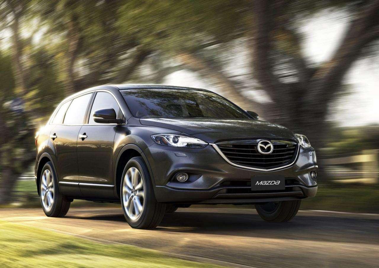 Mazda CX-9 facelift