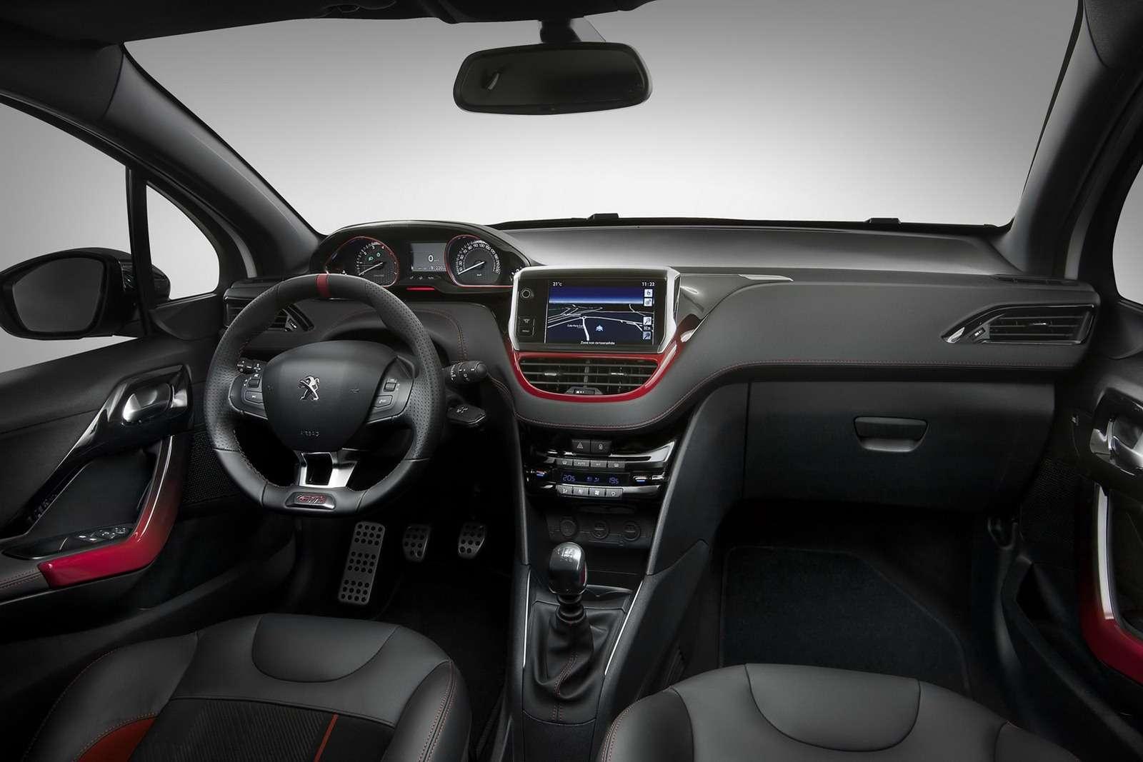 Peugeot 208 GTi 2013