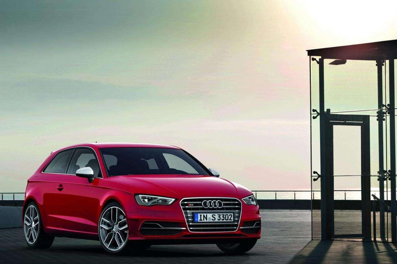 Audi S3 2013