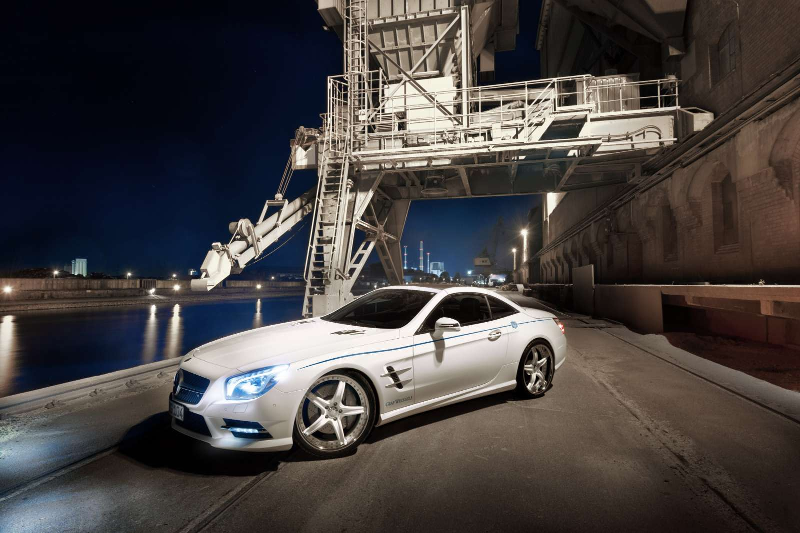 Graf Weckerle 2012 Mercedes-Benz SL 500