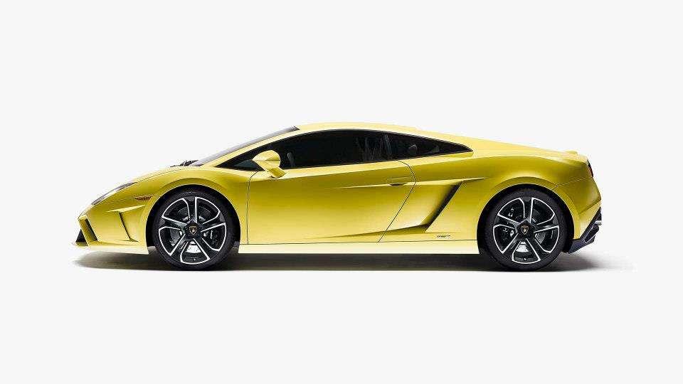 Lamborghini Gallardo LP-560-4