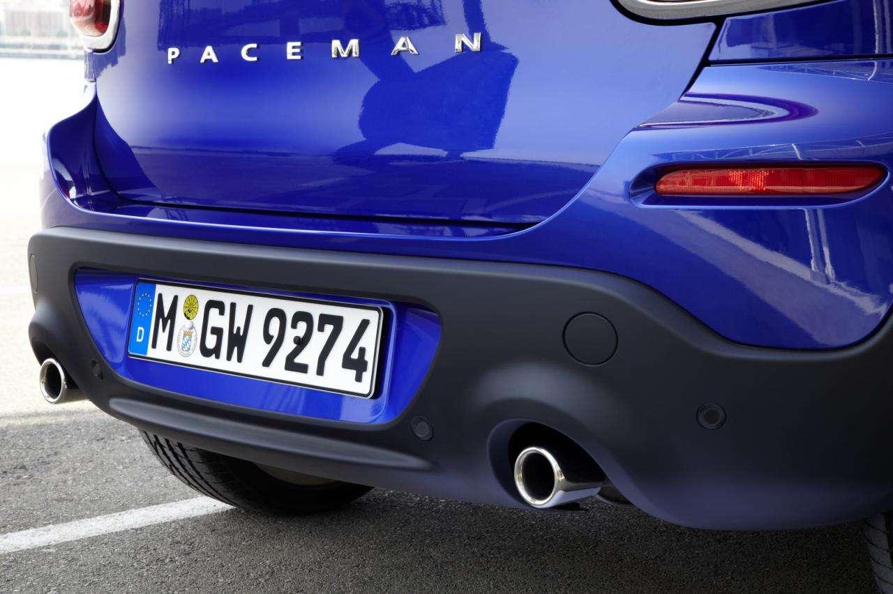 Mini Paceman 2013
