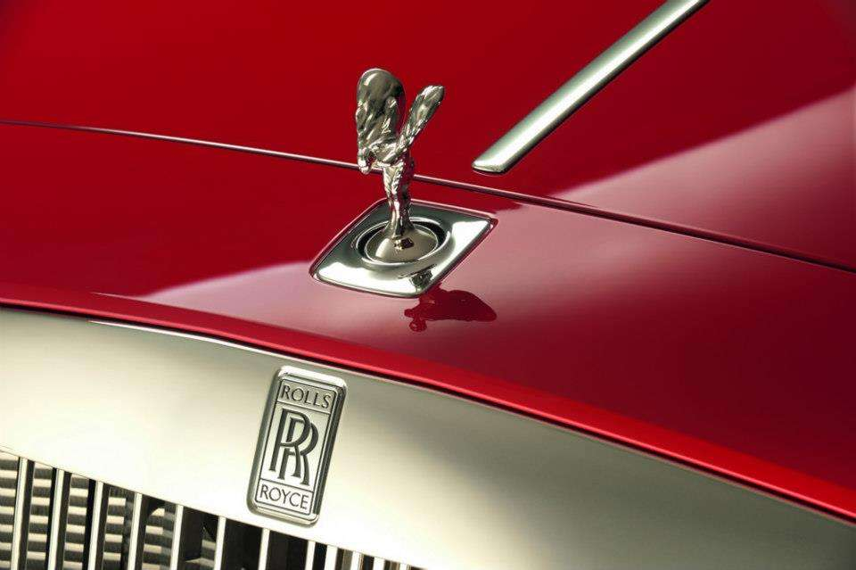 Rolls Royce Ghost specjalna edycja