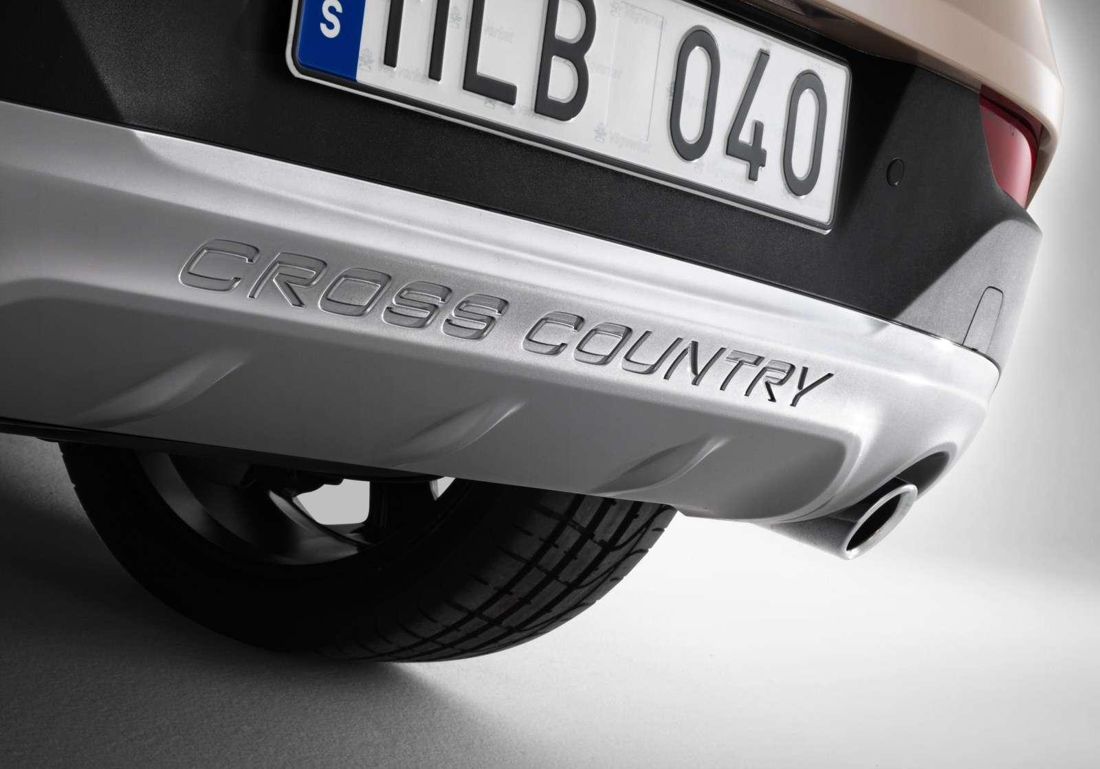 Volvo V40 Cross Country
