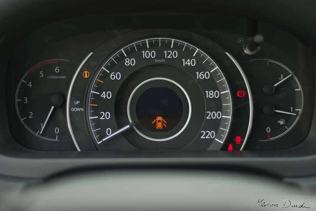 Honda CR-V 2012 test