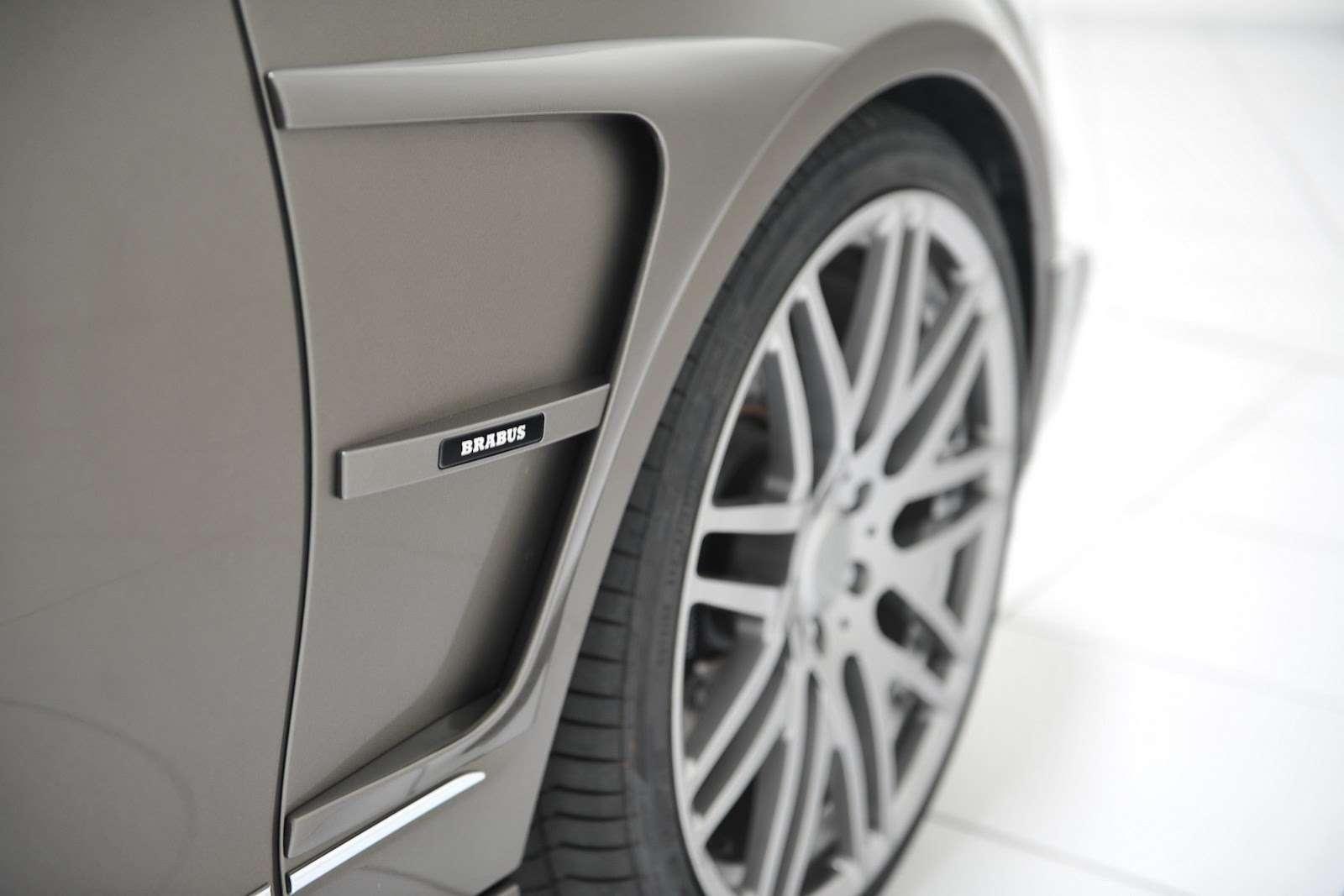 Mercedes CLS Shooting Brake Brabus