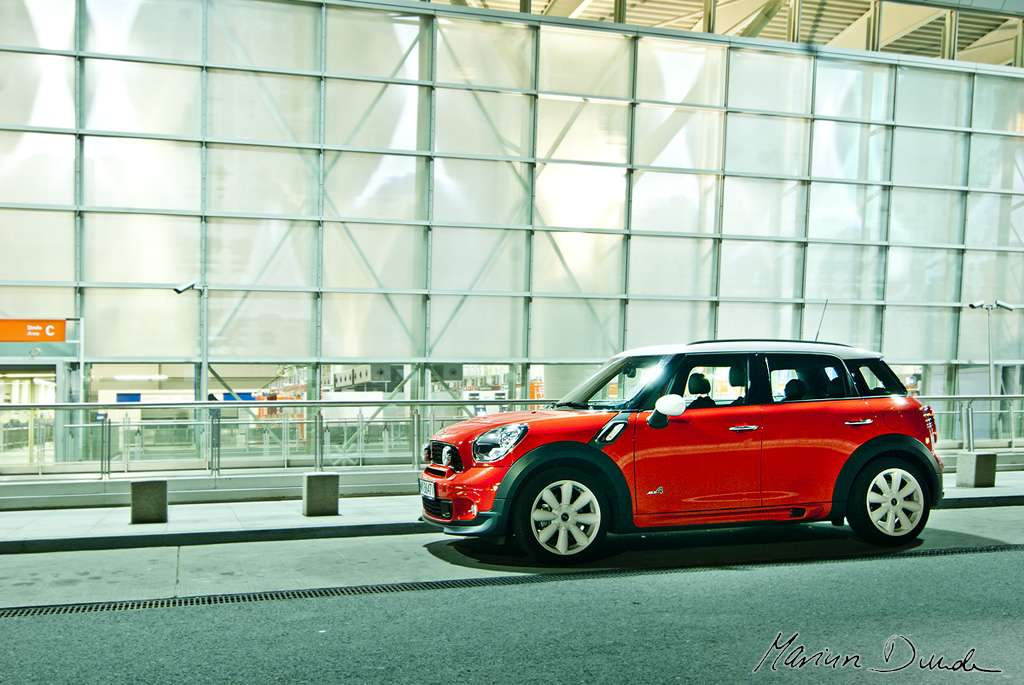 MINI Cooper S ALL4 Countryman