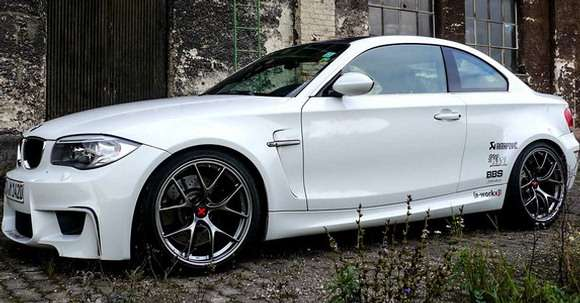 BMW 1 M Coupe tuning