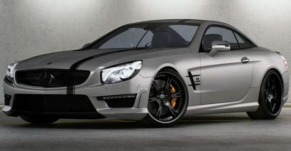 Mercedes SL 63 AMG Wheelsandmore