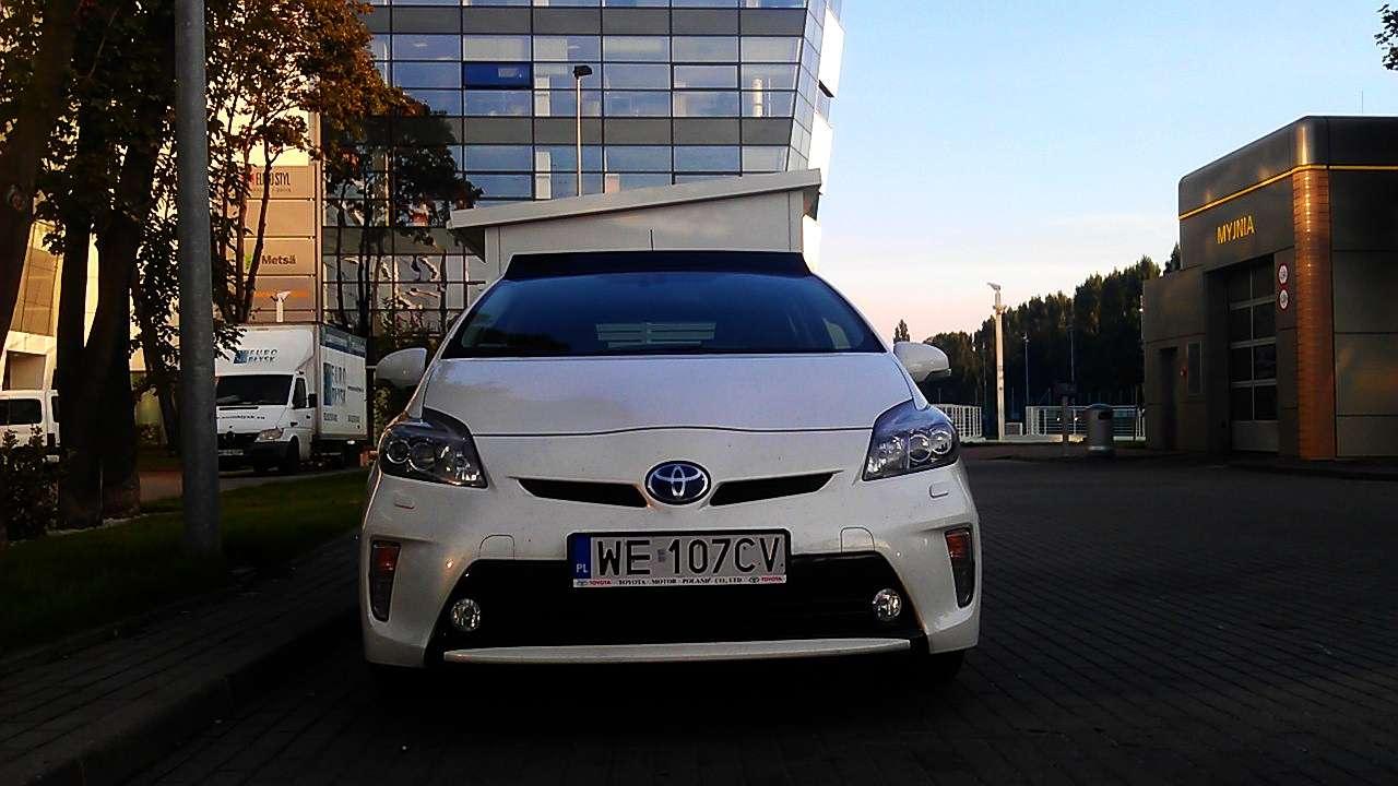 Toyota Prius HSD 2012
