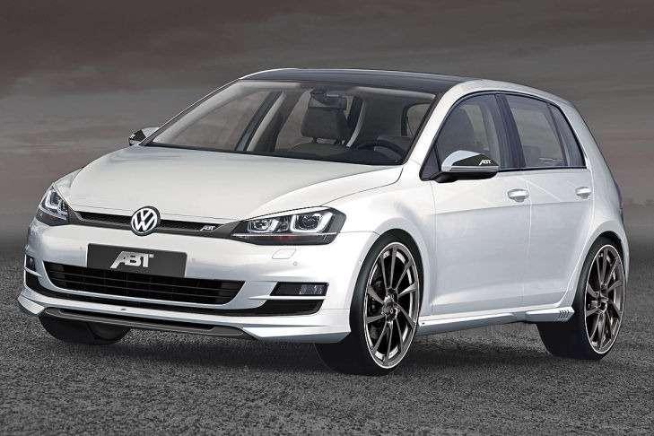 Volkswagen Golf VII 2014 ABT