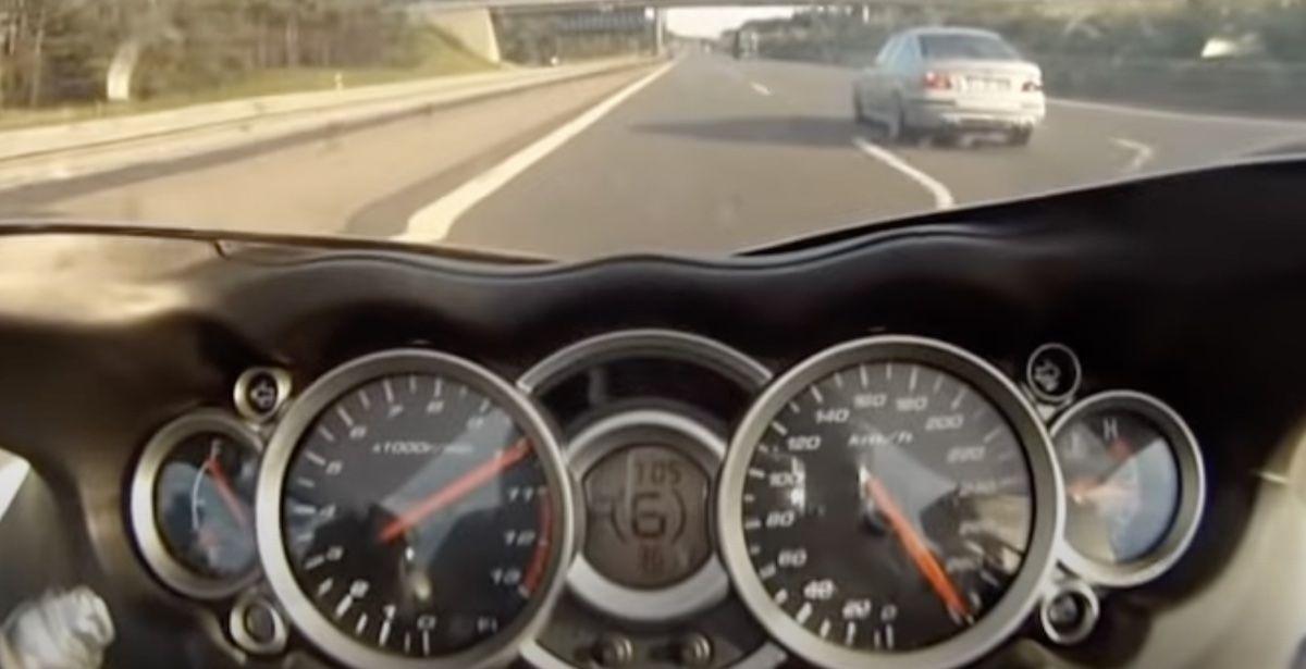 Suzuki Hayabusa BMW M5 e39