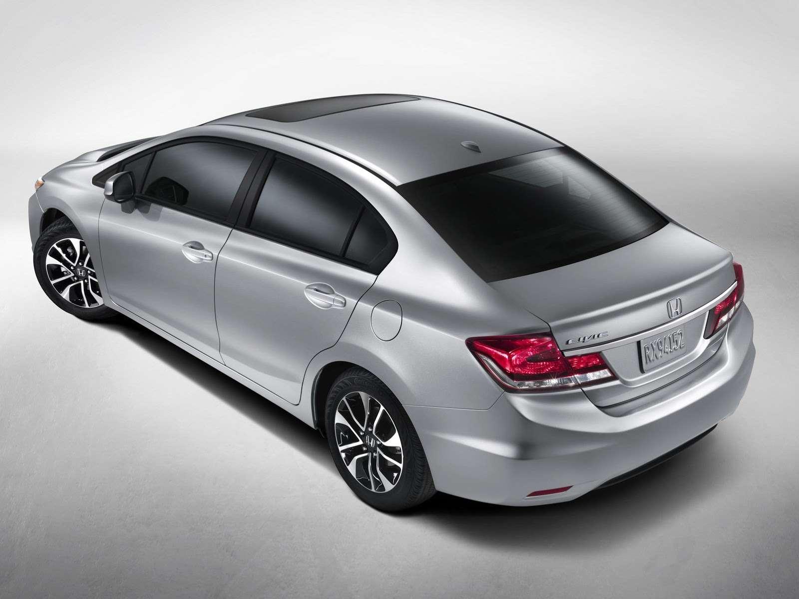 Honda Civic Sedan 2013 USA