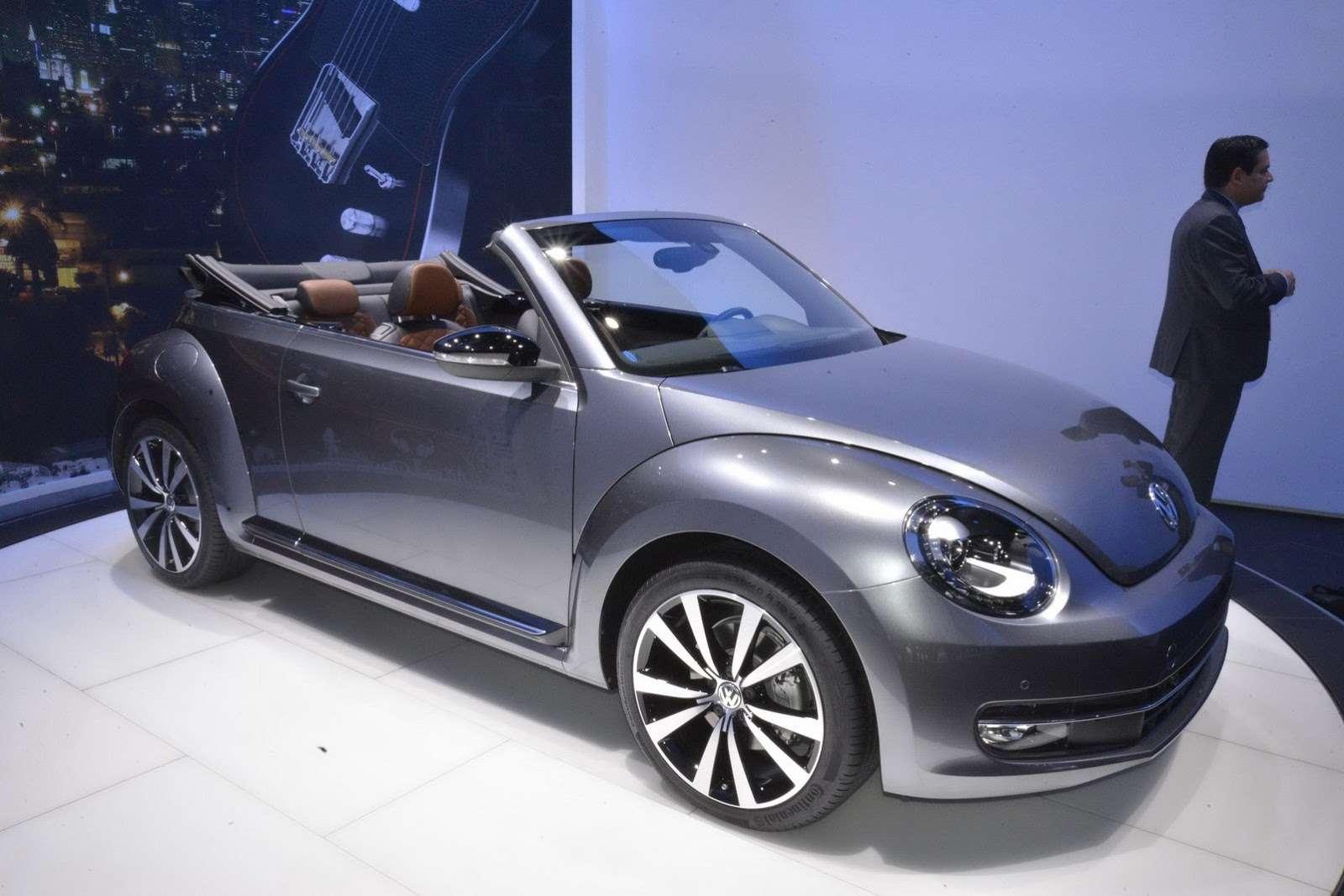 2013 VW Beetle Cabrio