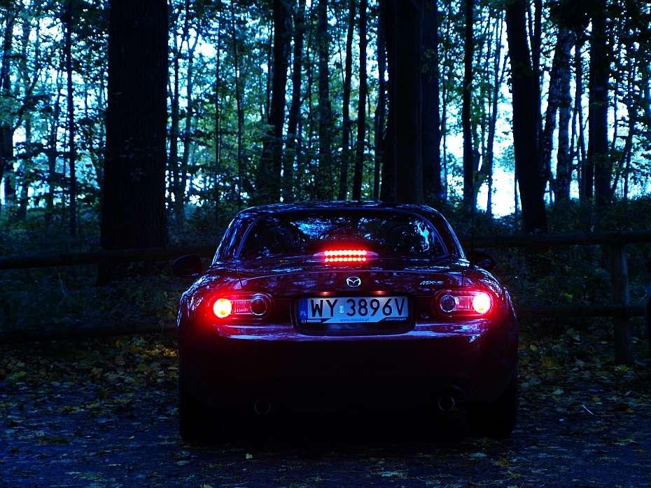 Mazda MX-5 2012 automat test
