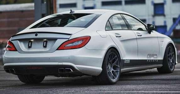 Mercedes CLS 63 AMG V8 Bi-Turbo GAD