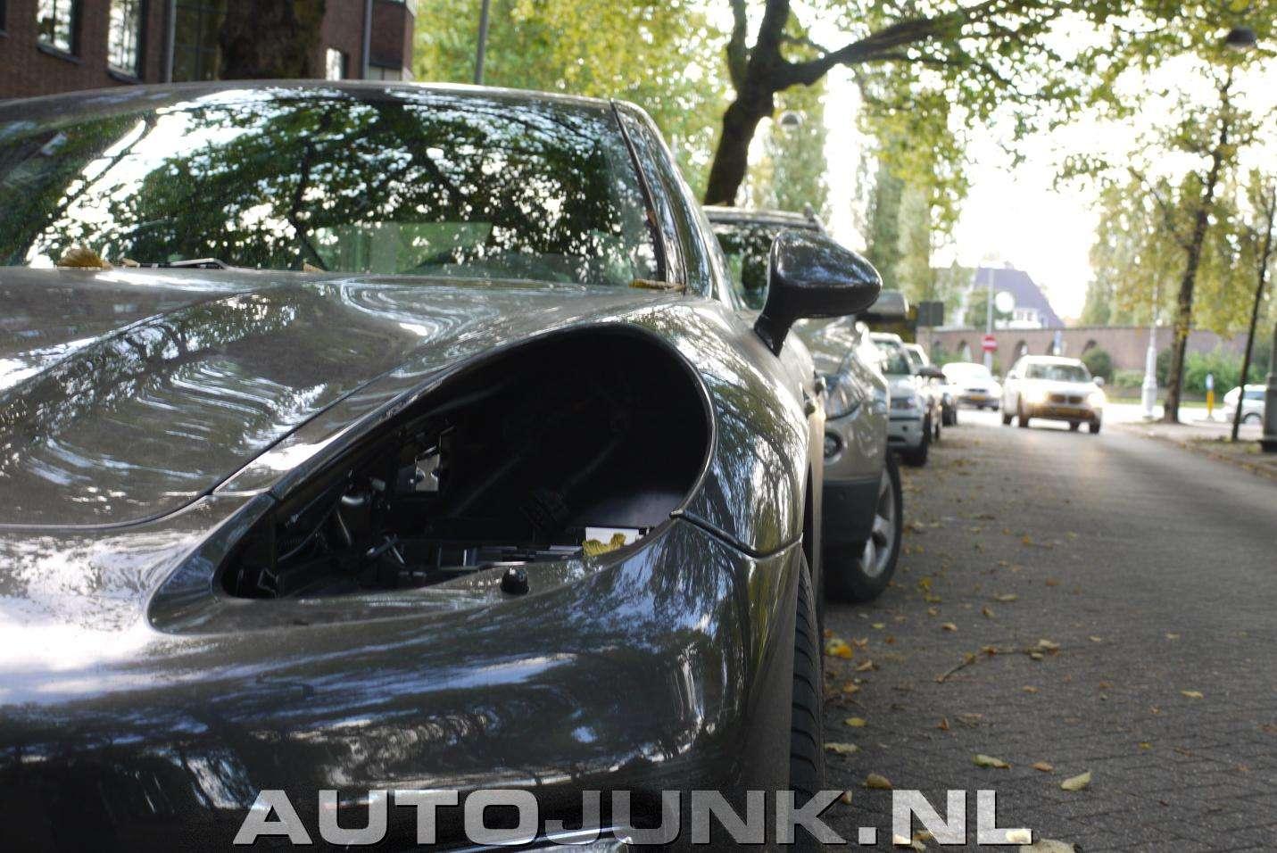 Stolen Porsche Headlights