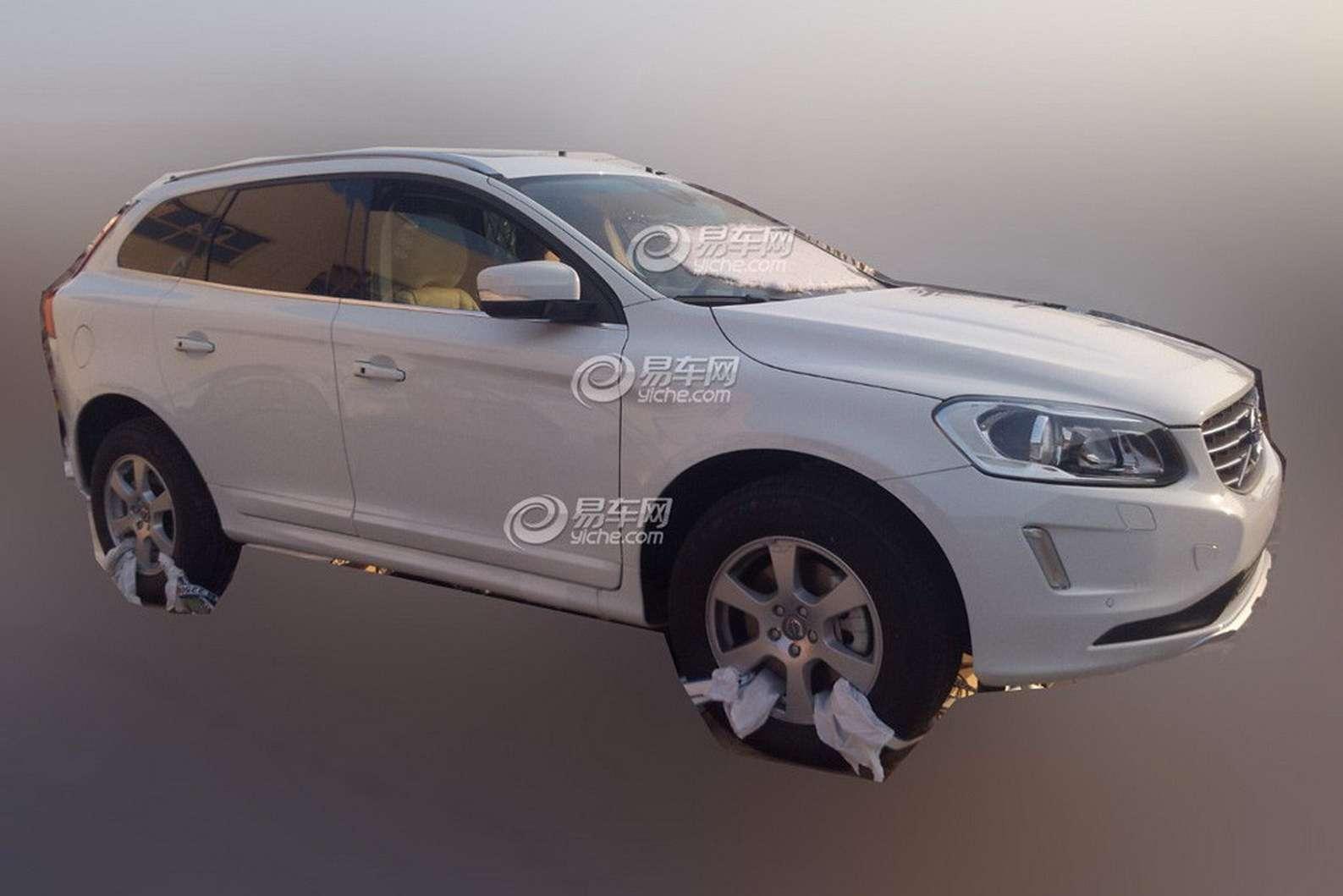 Nowe Volvo XC60 2014 facelift