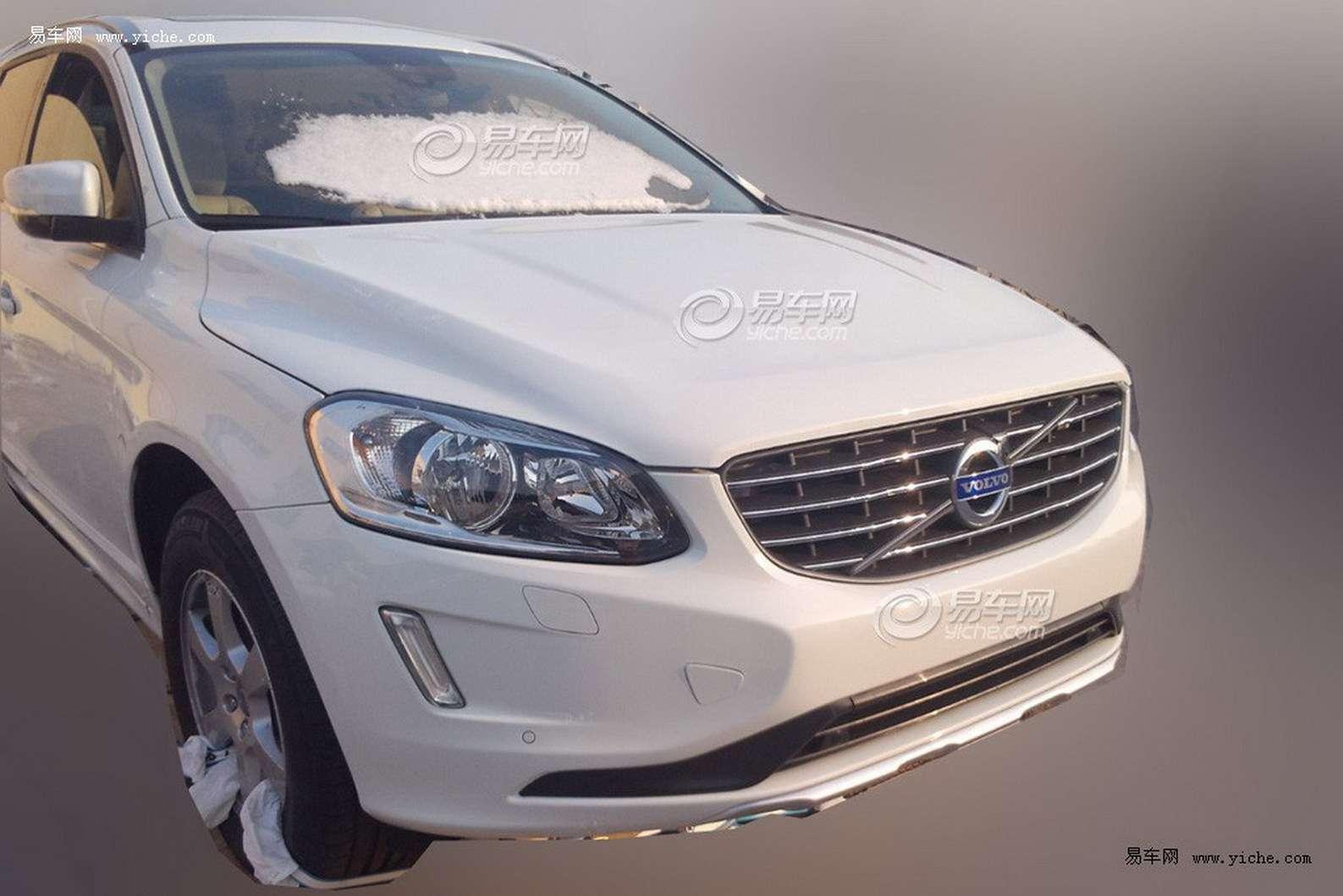 Volvo XC60 2014 facelifting