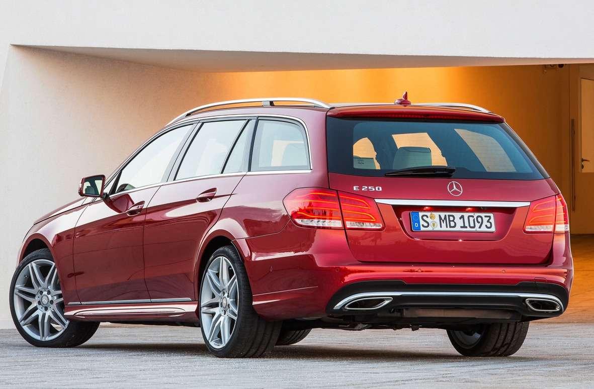 Mercedes klasy E Estate 2014
