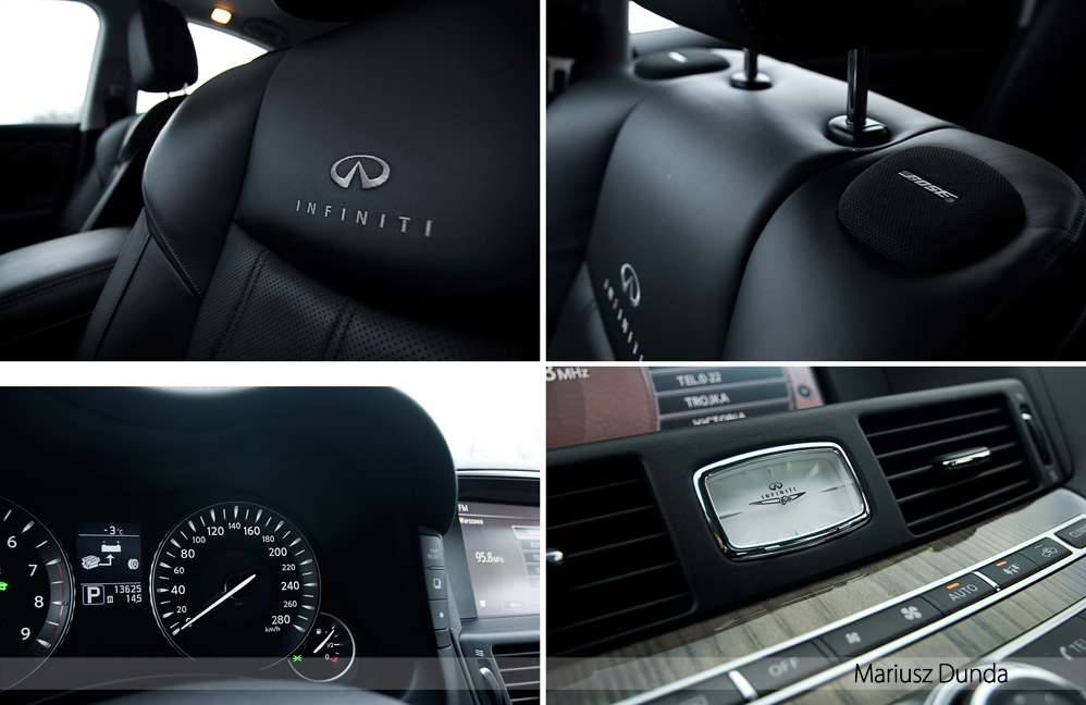 Infiniti M35h GT Premium
