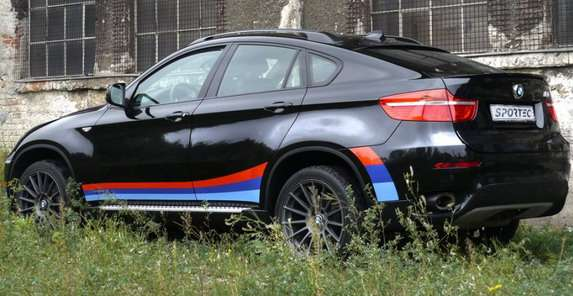 BMW X6 SP6 X Sportec