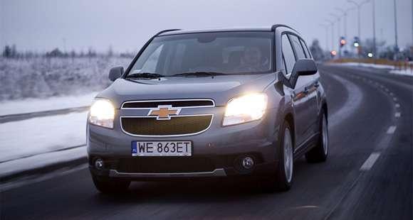 Chevrolet Orlando LTZ 2.0D