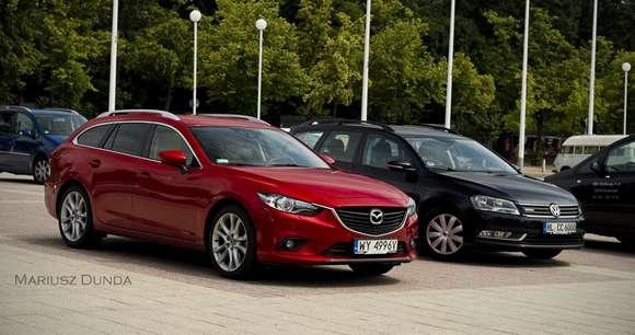 Mazda 6 Kombi 2013 test