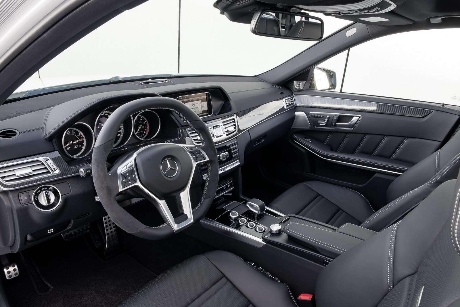 Mercedes E63 AMG 2013
