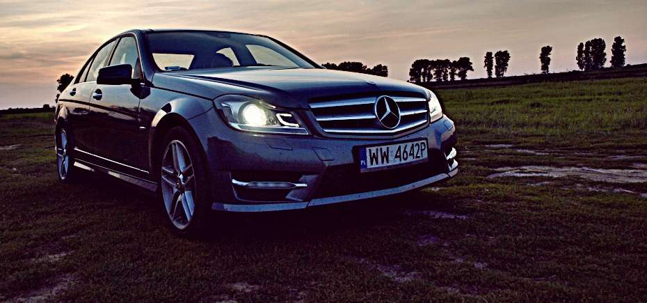 Mercedes C180T BlueEFFICIENCY kombi