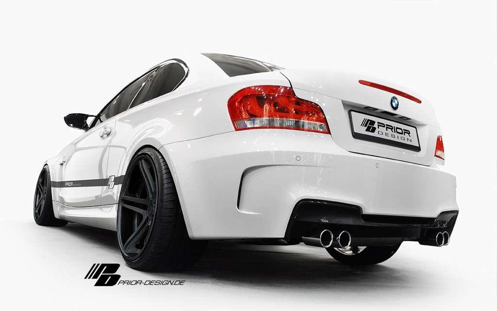 BMW serii 1 Coupe Prior Design