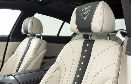 BMW 6 Gran Coupe Hamann Motorsport