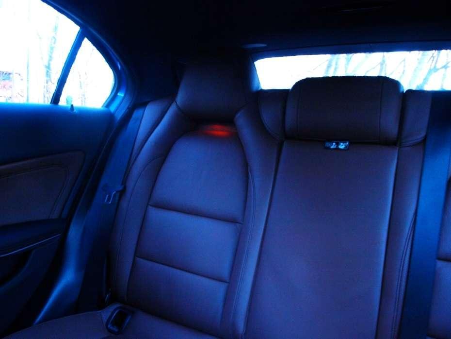 Mercedes A180 CDI test