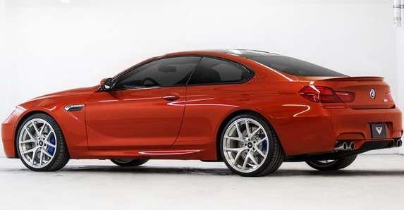 BMW M6 Coupe 2013 Vorsteiner