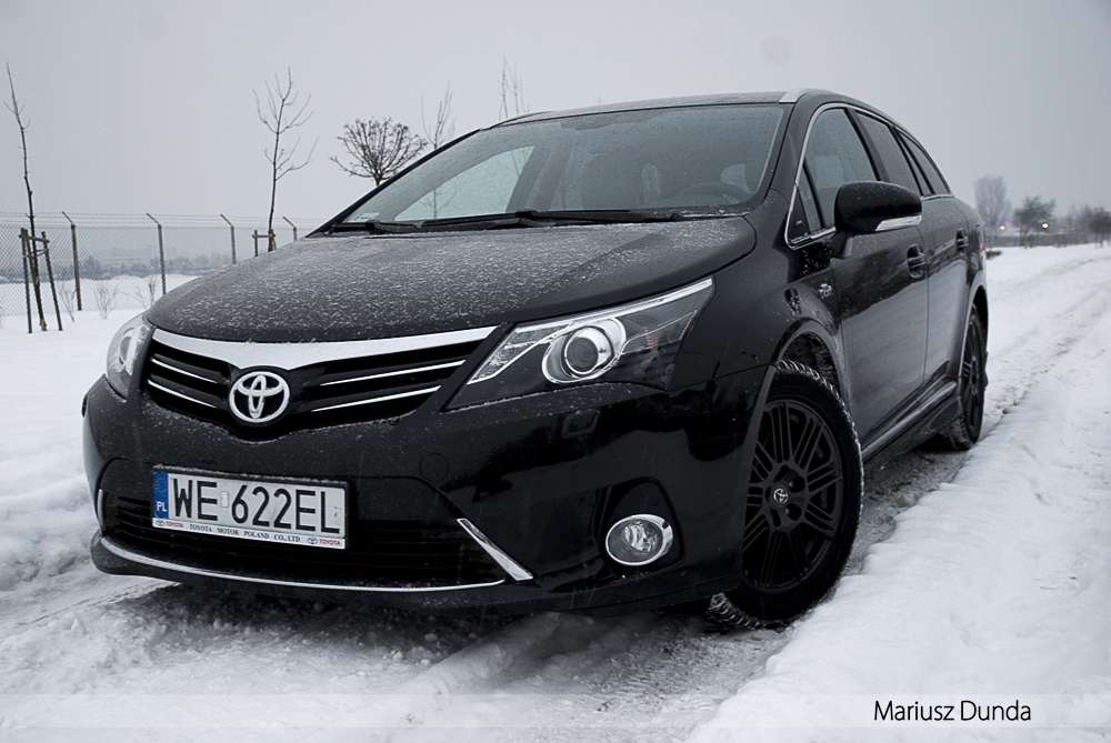 Toyota Avensis Wagon 2.2 D-CAT