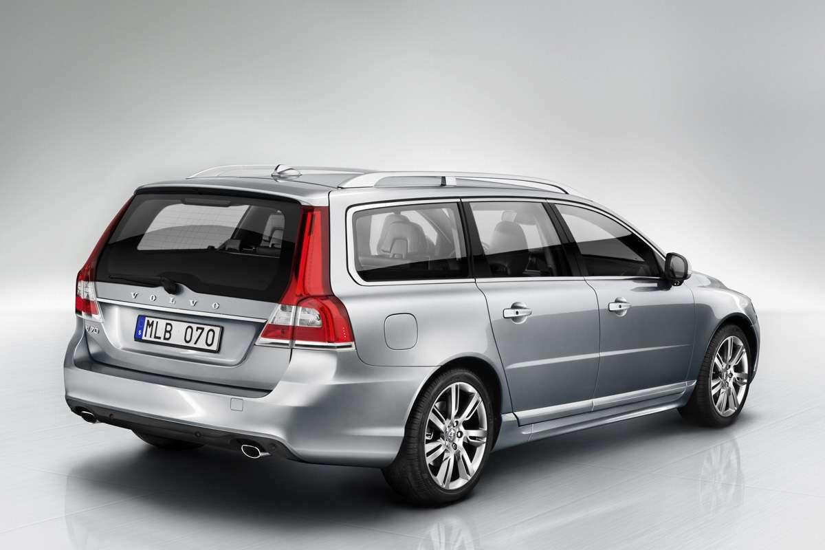 Volvo V70 2013