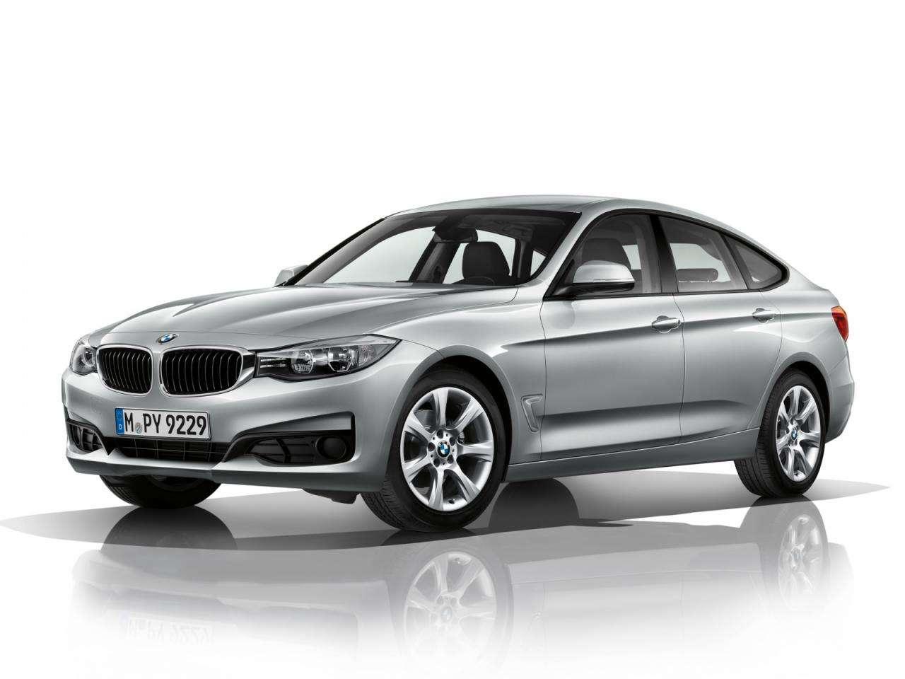 BMW serii 3 GT 2013