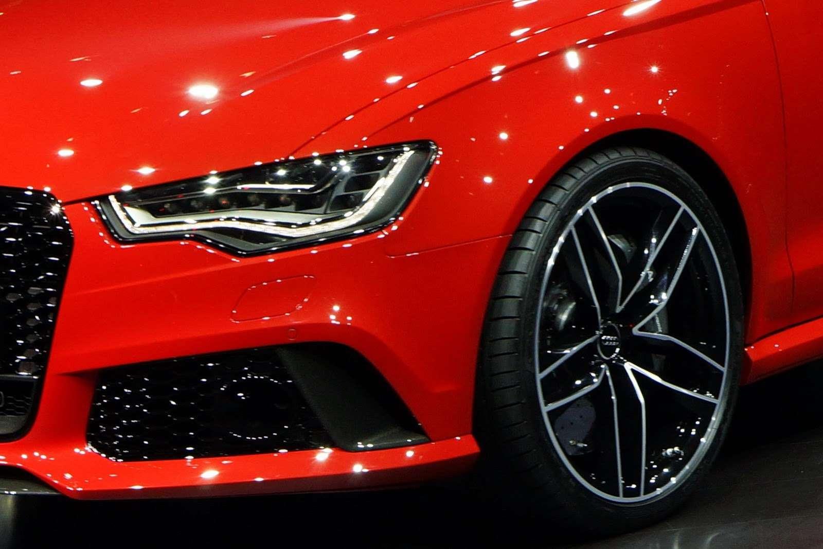 Audi RS6 Avant Genewa 2013