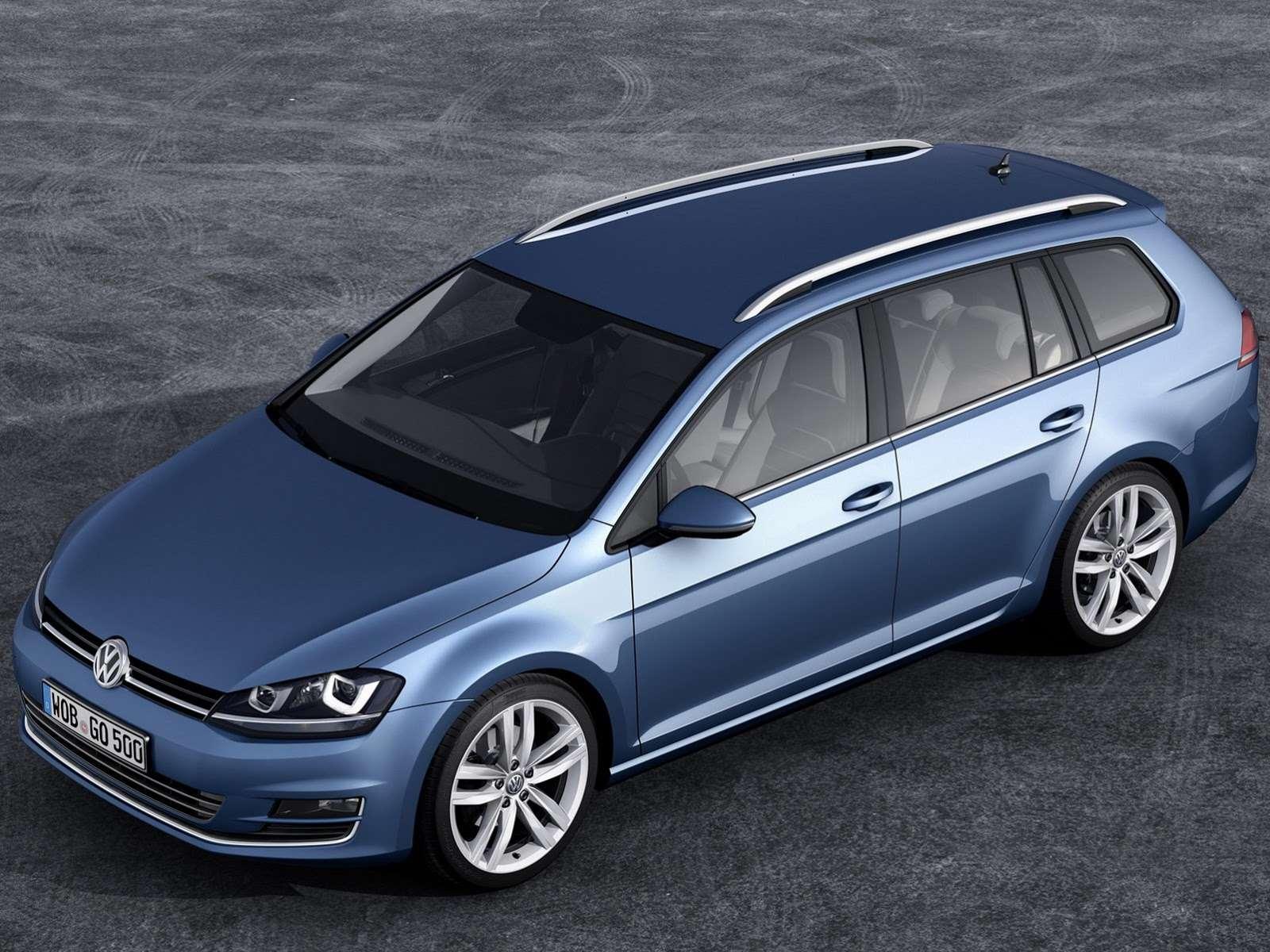 Volkswagen Golf VII Variant 2013