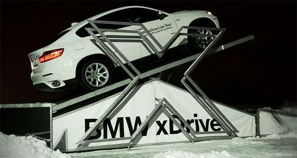 BMW xDrive Live Tour
