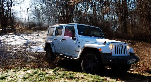 Jeep Wrangler Unlimited Arctic 2.8 CRD