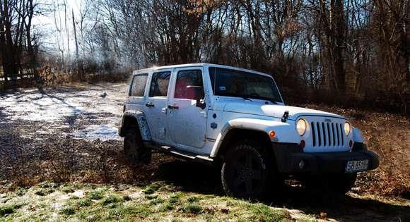 Jeep Wrangler Unlimited Arctic 2.8 CRD