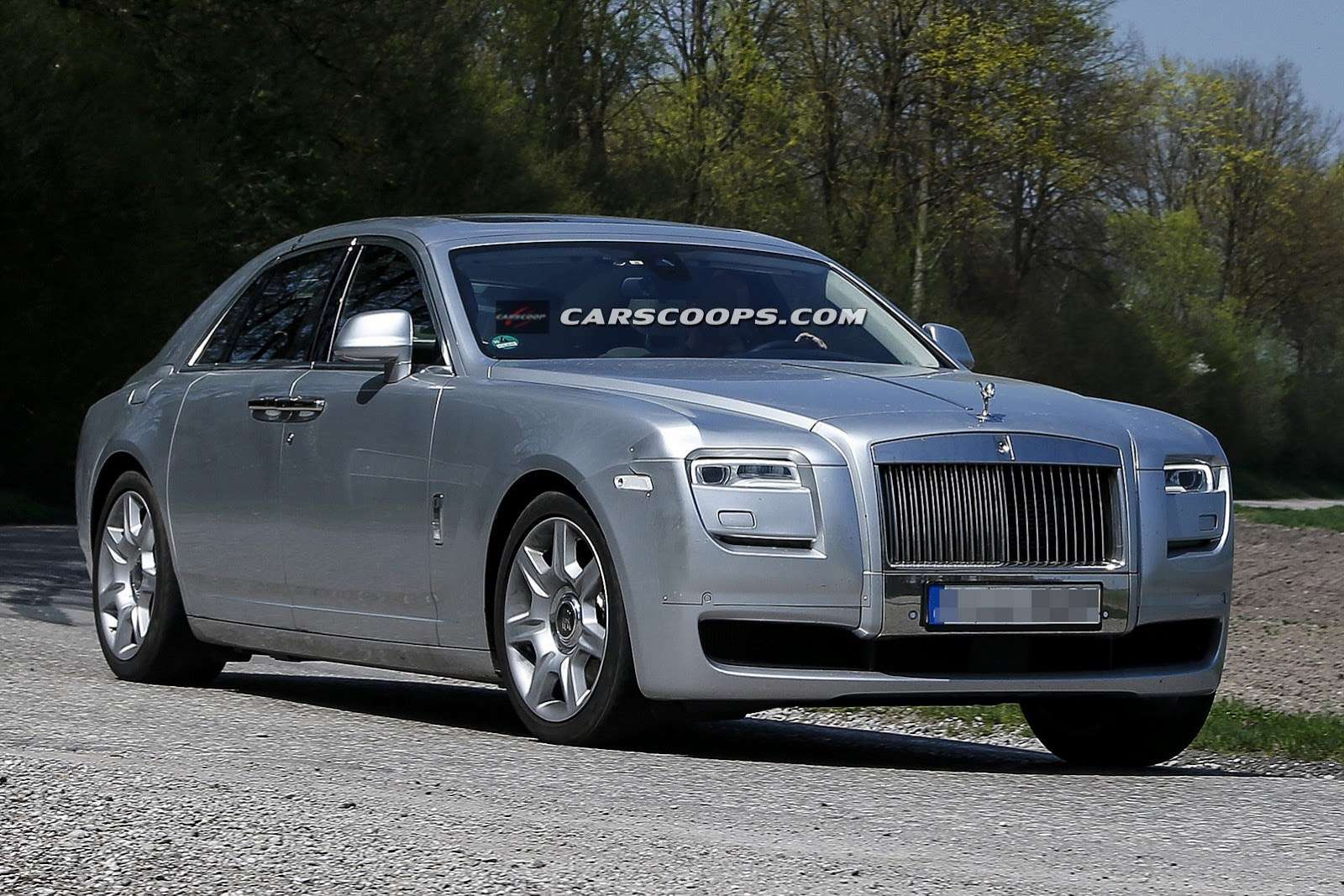 Rolls-Royce Ghost 2014 facelift