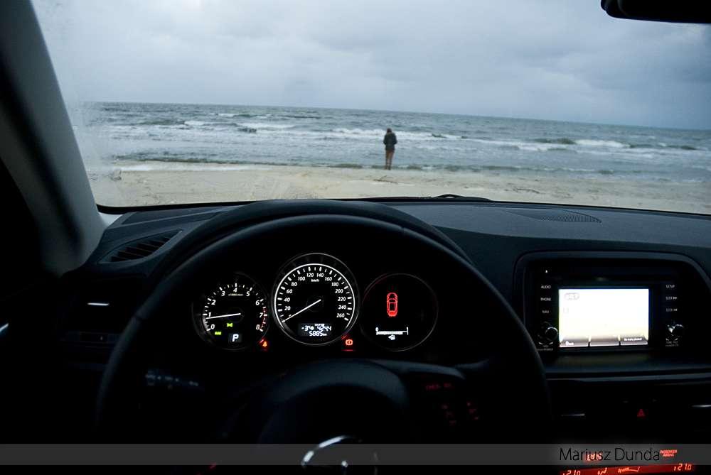 Mazda CX-5 AWD test