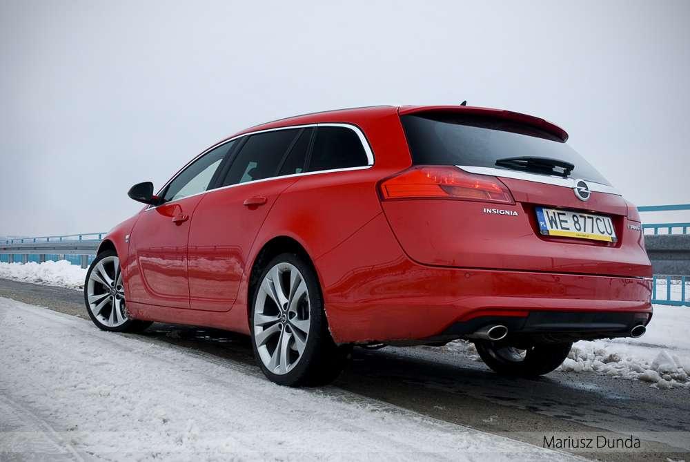 Opel Insignia ST 2.0 CDTI BiTurbo 4x4 Sport