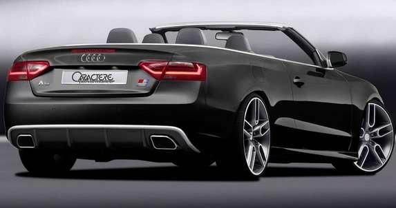 Audi A5 Cabrio i Coupe Caractere